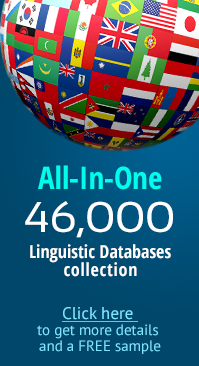 Linguistic Databases